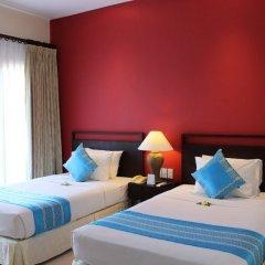 Отель Pandanus Resort детские мероприятия