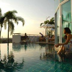 Bansabai Hostel бассейн