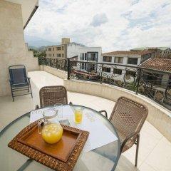 Отель Dom Hotel Cali Колумбия, Кали - отзывы, цены и фото номеров - забронировать отель Dom Hotel Cali онлайн балкон