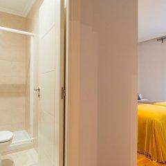 Отель Sausalito - Iberorent Apartments Испания, Сан-Себастьян - отзывы, цены и фото номеров - забронировать отель Sausalito - Iberorent Apartments онлайн ванная