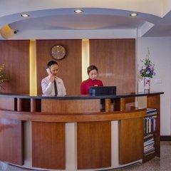 Hanoi Elegance Ruby Hotel интерьер отеля