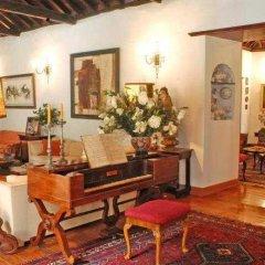 Hotel Rural Cortijo San Ignacio Golf интерьер отеля