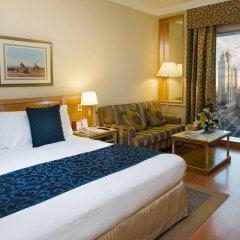 Отель Crowne Plaza Dubai комната для гостей фото 3