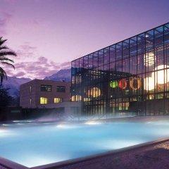 Отель Europa Splendid Горнолыжный курорт Ортлер бассейн