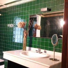Отель El Nido del Cuera ванная