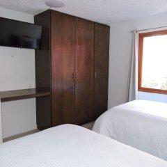 Отель Casa Coyoacan Мехико удобства в номере фото 2