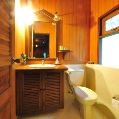 Отель Baan Mai Cottages & Restaurant ванная