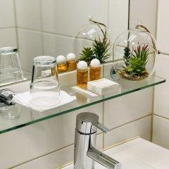 Отель Hotell Göta Швеция, Эребру - отзывы, цены и фото номеров - забронировать отель Hotell Göta онлайн ванная фото 2