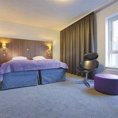 Отель Park Inn by Radisson Copenhagen Airport 3* Номер Бизнес с различными типами кроватей