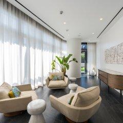 Отель SLS LUX Brickell интерьер отеля