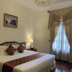 Отель Grand Hotel Saigon Вьетнам, Хошимин - отзывы, цены и фото номеров - забронировать отель Grand Hotel Saigon онлайн комната для гостей фото 3