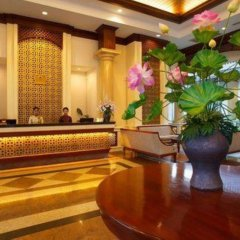 The Hotel Amara интерьер отеля