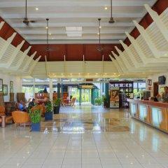 Отель Tanoa International Hotel Фиджи, Вити-Леву - отзывы, цены и фото номеров - забронировать отель Tanoa International Hotel онлайн интерьер отеля фото 3