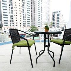 Отель iCheck inn Sukhumvit 22 Таиланд, Бангкок - отзывы, цены и фото номеров - забронировать отель iCheck inn Sukhumvit 22 онлайн балкон