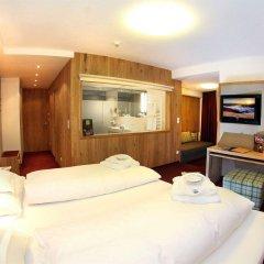 Отель Valentin Австрия, Зёльден - отзывы, цены и фото номеров - забронировать отель Valentin онлайн комната для гостей