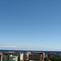 Hotel Sole пляж