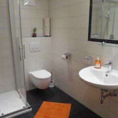 Отель Haus Marchegg ванная фото 2