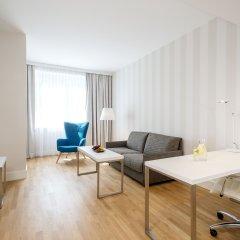 Отель NH Collection Wien Zentrum комната для гостей фото 2