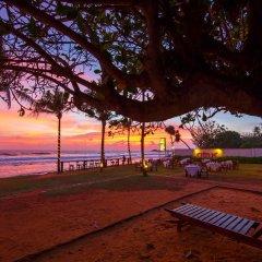 Отель Citrus Hikkaduwa пляж фото 2