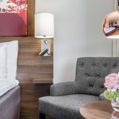 Отель Park Inn by Radisson Stockholm Solna Швеция, Солна - отзывы, цены и фото номеров - забронировать отель Park Inn by Radisson Stockholm Solna онлайн фото 5