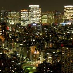 Отель Ginza Creston Токио городской автобус