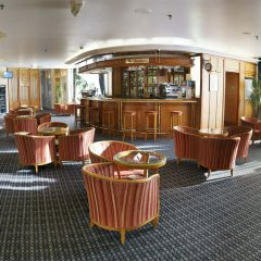 Гостиница Holiday Inn Moscow Seligerskaya гостиничный бар