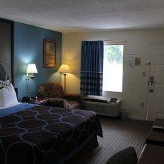 Отель Howard Johnson by Wyndham Vicksburg комната для гостей