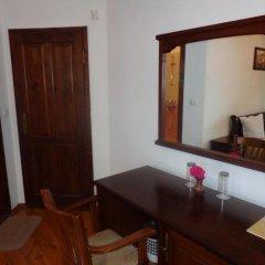 Отель Guest Rooms Cheshmata Велико Тырново удобства в номере