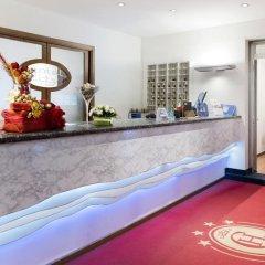 Hotel City Монтезильвано интерьер отеля