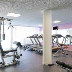 Отель Novotel Muenchen City Мюнхен фитнесс-зал