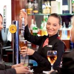 Mercure Glasgow City Hotel гостиничный бар