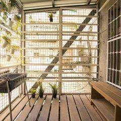 Kali Inn Hostel балкон