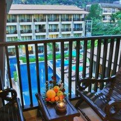 Отель Ananta Burin Resort балкон