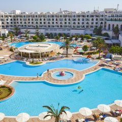 Отель El Mouradi Port El Kantaoui Сусс бассейн фото 3