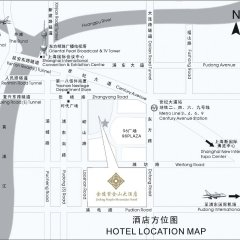 Shanghai Grand Trustel Purple Mountain Hotel городской автобус