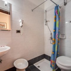 Отель Planet Италия, Рим - отзывы, цены и фото номеров - забронировать отель Planet онлайн ванная фото 3