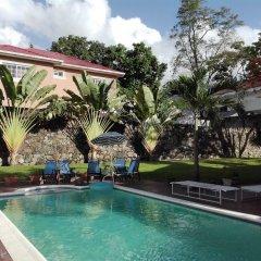 Отель Casa Colonial Bed And Breakfast Гондурас, Сан-Педро-Сула - отзывы, цены и фото номеров - забронировать отель Casa Colonial Bed And Breakfast онлайн бассейн