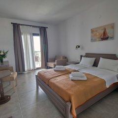 Отель Geranion Village комната для гостей фото 4