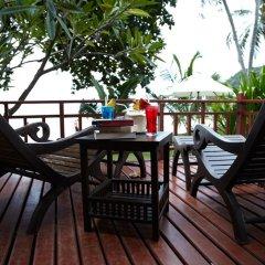 Отель Promtsuk Buri балкон