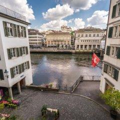 Отель Limmat River Side Apartment by Airhome Швейцария, Цюрих - отзывы, цены и фото номеров - забронировать отель Limmat River Side Apartment by Airhome онлайн приотельная территория