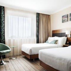 Отель Hilton Garden Inn Krakow Краков комната для гостей фото 3