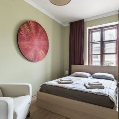 Апартаменты Griboedov Loft Apartments K14 комната для гостей фото 5