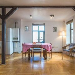Отель Old Riga Romantic Loft комната для гостей фото 2