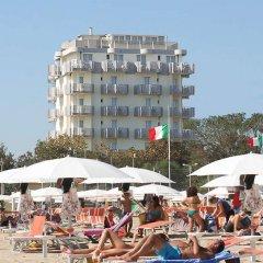 Hotel Grifone пляж