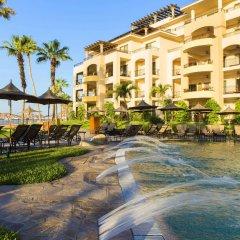 Отель Villa La Estancia Beach Resort & Spa бассейн