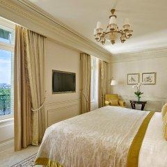 Shangri-La Hotel Paris комната для гостей фото 2