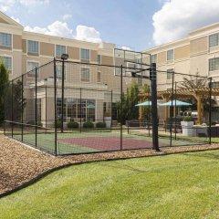 Отель Homewood Suites By Hilton Columbus Polaris Oh Колумбус спортивное сооружение
