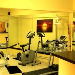 Отель Club Nimara Beach Resort Otel - All Inclusive Мармарис фитнесс-зал фото 3