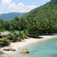 Отель Baan Sukreep Resort пляж фото 2