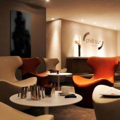 Отель Pullman Brussels Centre Midi интерьер отеля